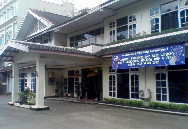Hotel Pangrango 1 Bogor - Appearance