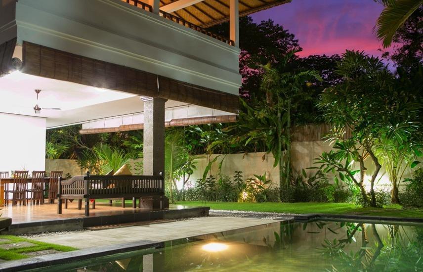 Citrus Tree Villas - Ivory 2 Bali - Exterior