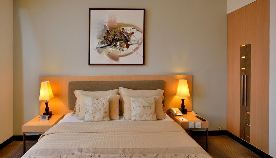 Grand Serela Setiabudhi - Superior King Room Only DISKON TERBAIK UNTUK JANUARI