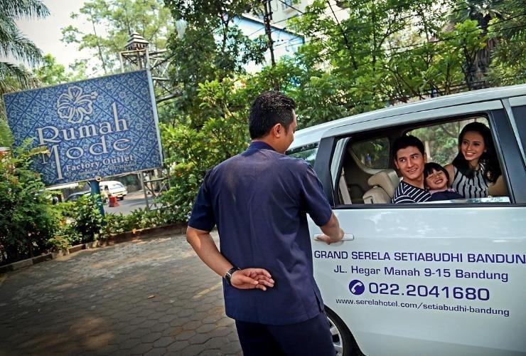Grand Serela Setiabudhi - Transer Service
