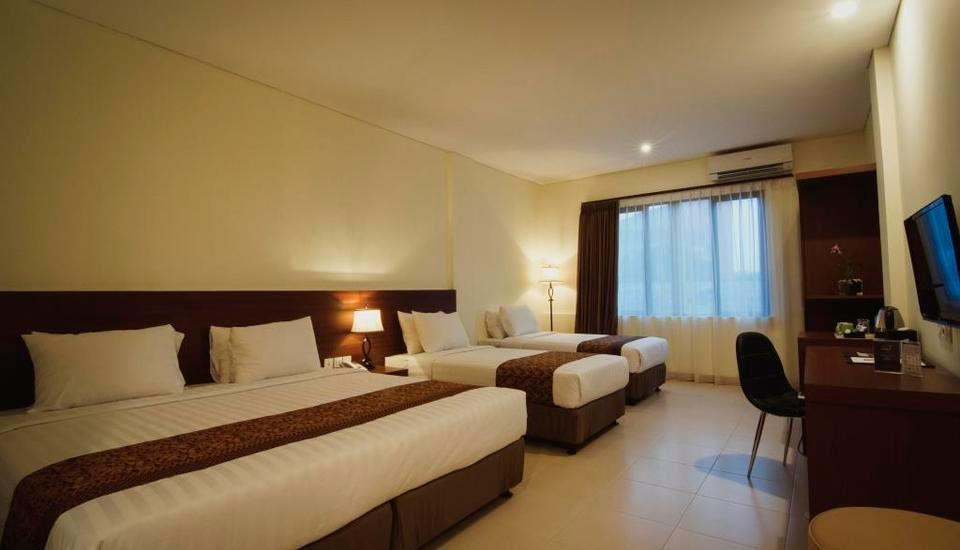 Golden Tulip Essential Belitung - Family Room
