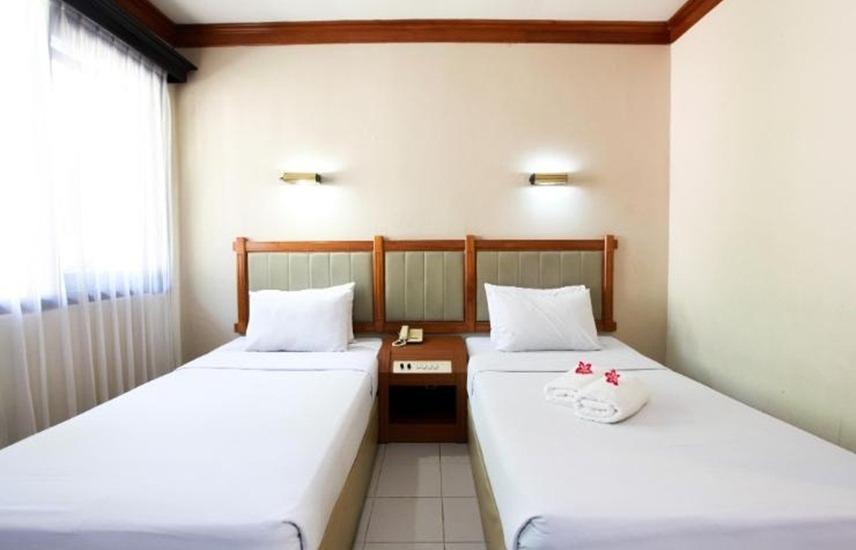 Hotel Wisma Sunyaragi Cirebon - Standard Room Regular Plan