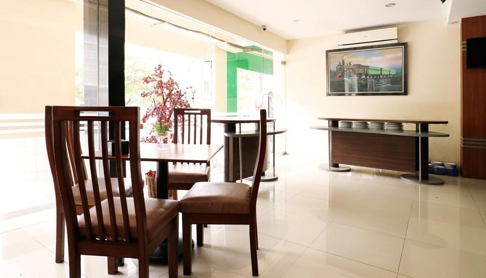 Hyper Inn Bandung - Restaurant