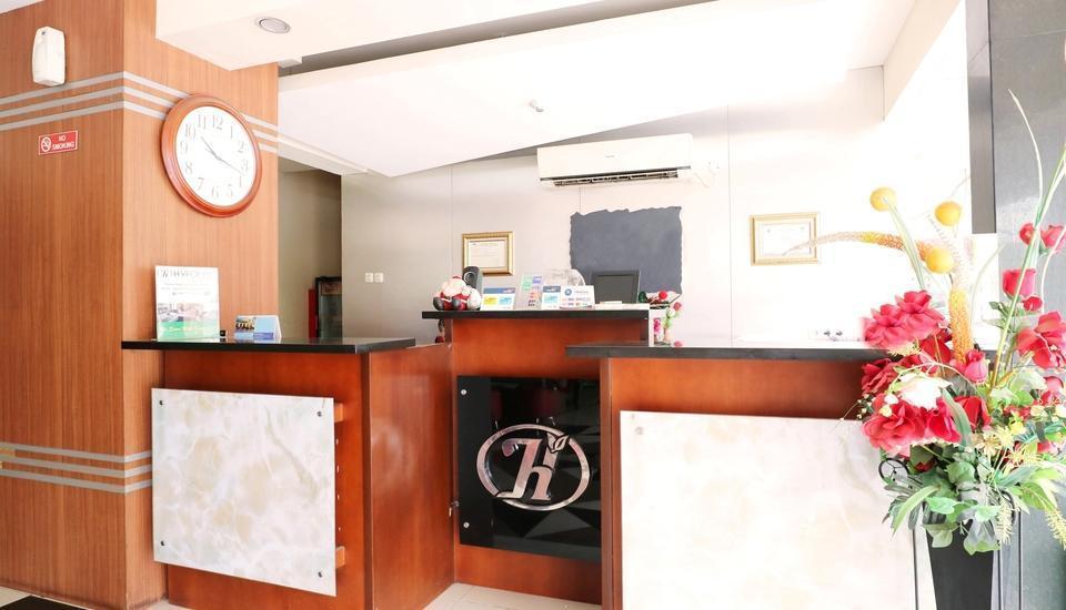 Hyper Inn Bandung - Lobby