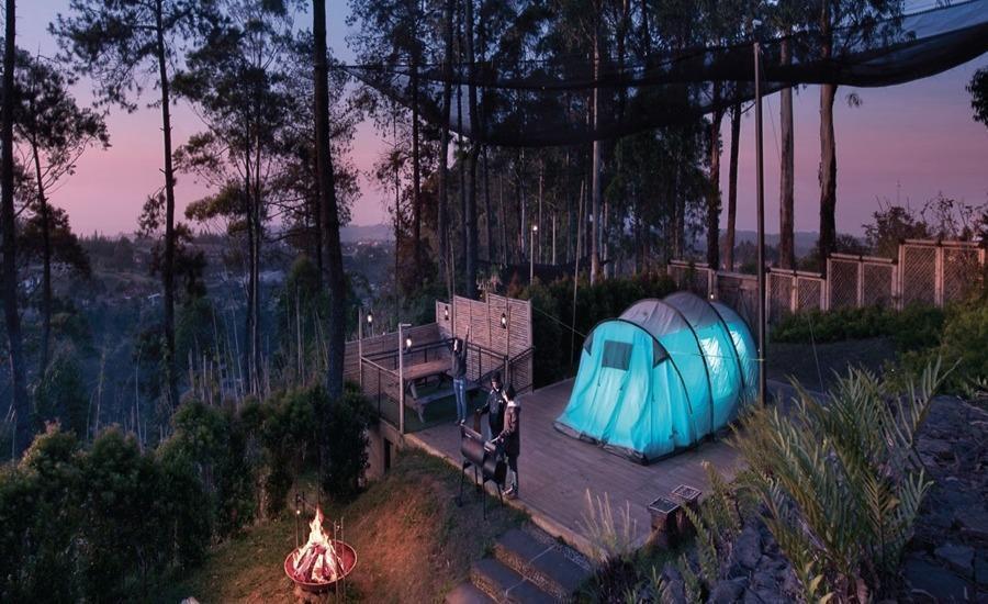 Dusun Bambu Family Leisure Park Bandung - Eksterior