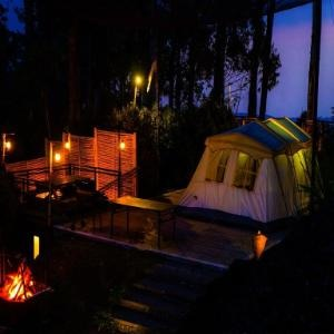 Dusun Bambu Resort Bandung - Single Deck Camp Save