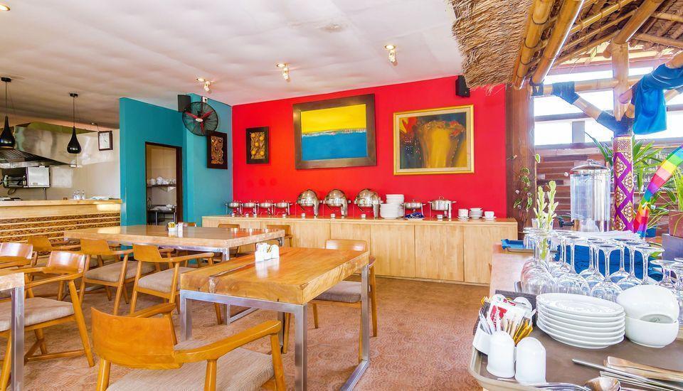 ZEN Premium Umalas Bumbak Villa Bali - Restoran