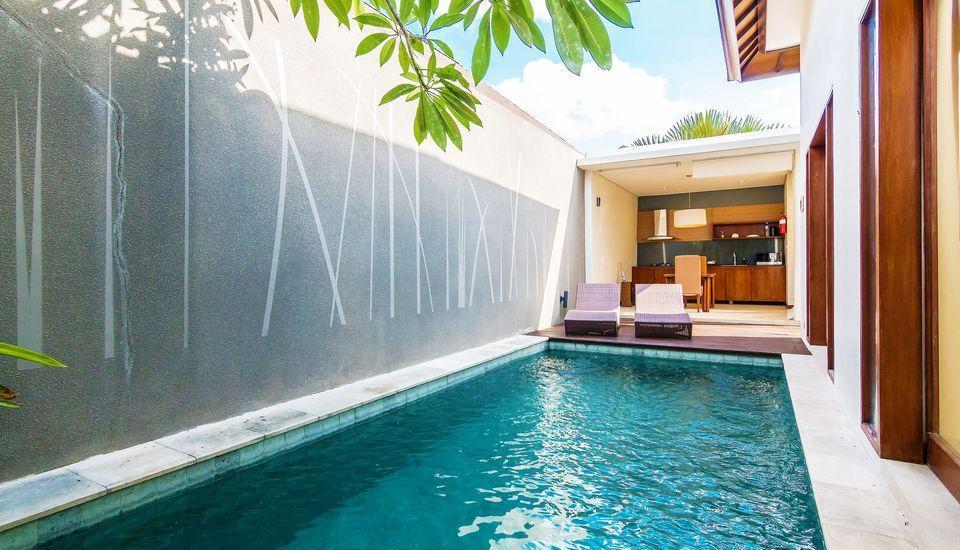ZEN Premium Umalas Bumbak Villa Bali - Kolam Renang