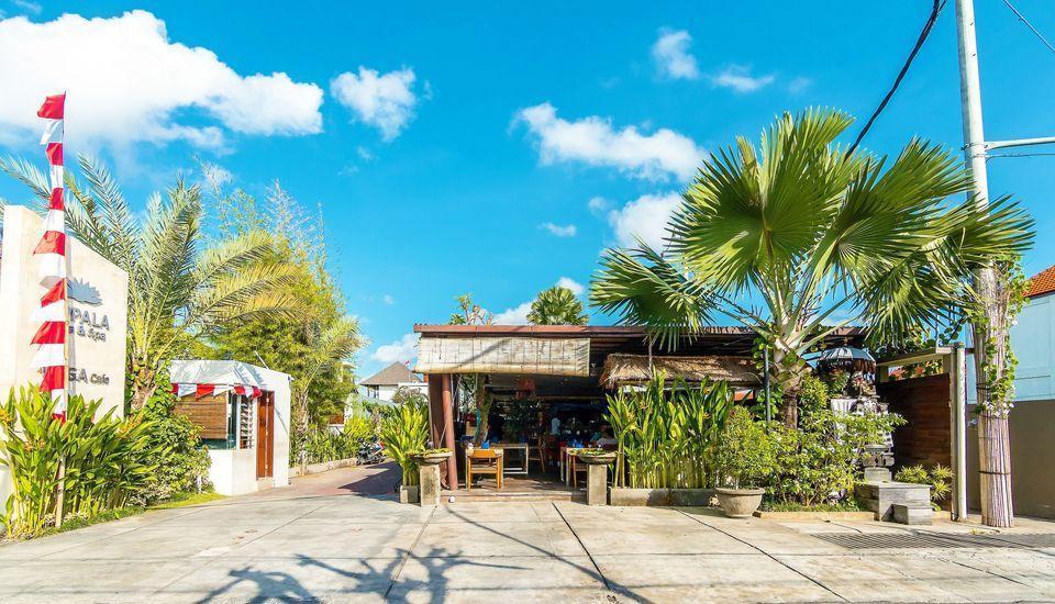 ZEN Premium Umalas Bumbak Villa Bali - Luar