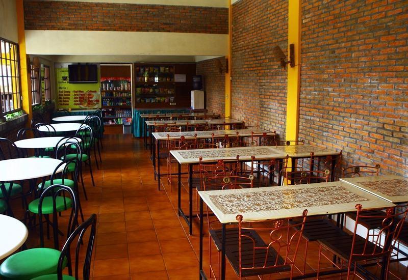 NIDA Rooms Sleman Museum Ulen Sentalu - Restoran