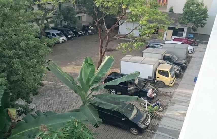 Penginapan Surya Hotel Serang - Eksterior