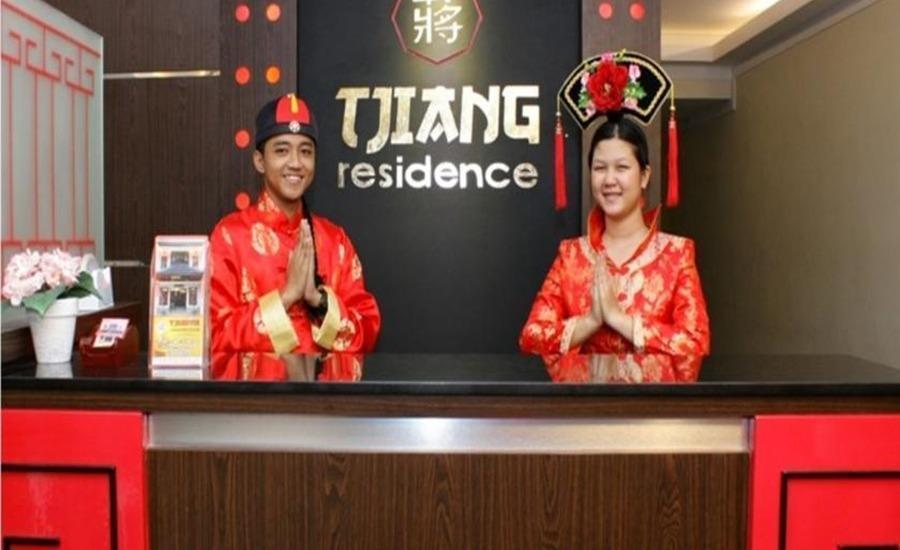 Tjiang Residence Semarang - Resepsionis