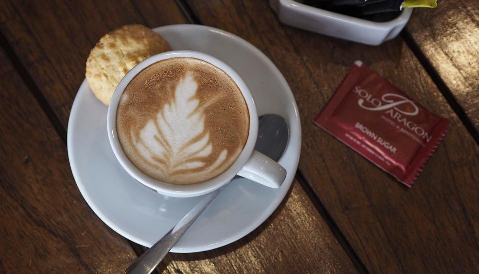 Solo Paragon Hotel Solo - Coffee