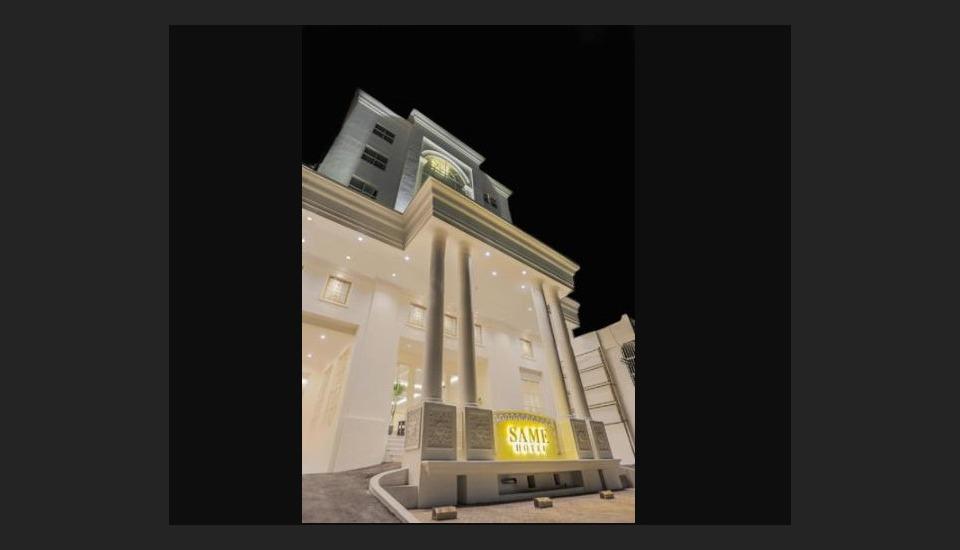 Same Hotel Malang - Tampak Depan