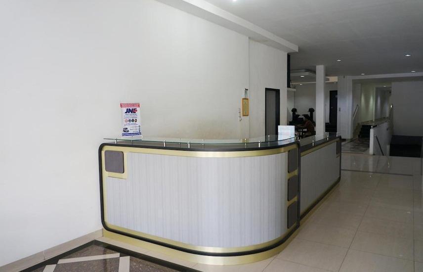 Hotel Surya Jambi Jambi - Lobi