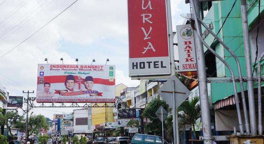 Hotel Surya Jambi Jambi - Exterior