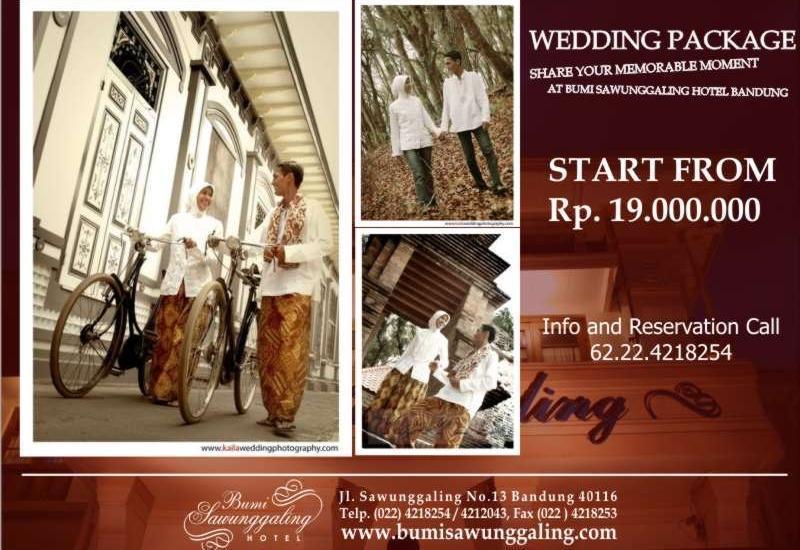 Sawunggaling Hotel Bandung -