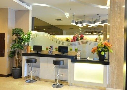 GP Mega Kuningan Hotel Jakarta - Interior