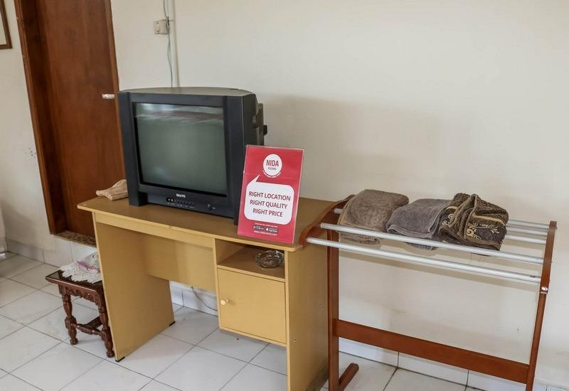 NIDA Rooms Citylink Mall Bandung - Kamar tamu
