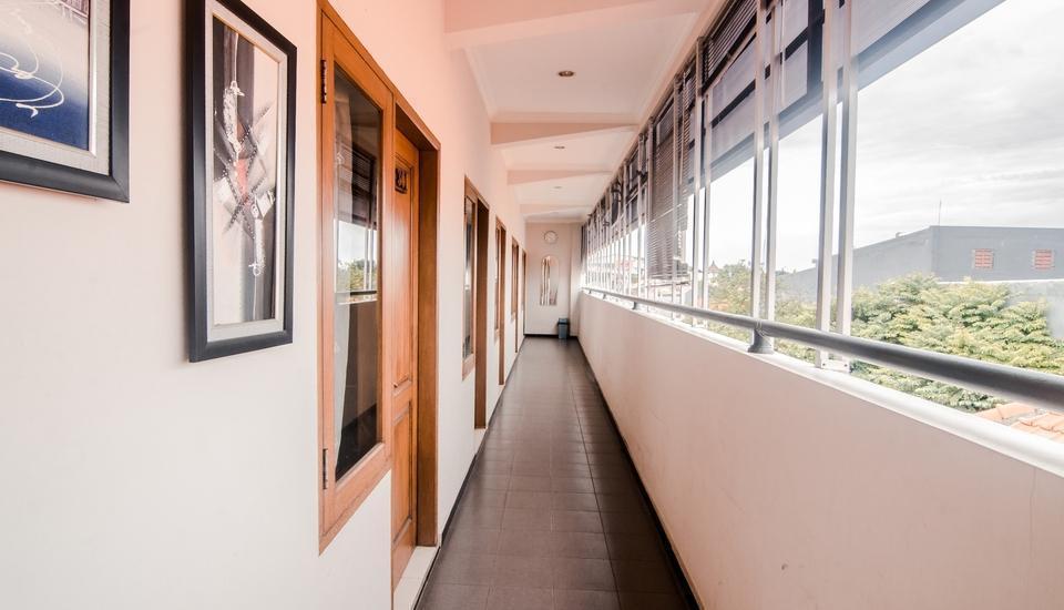 Hotel Djagalan Raya Surabaya - Coridor