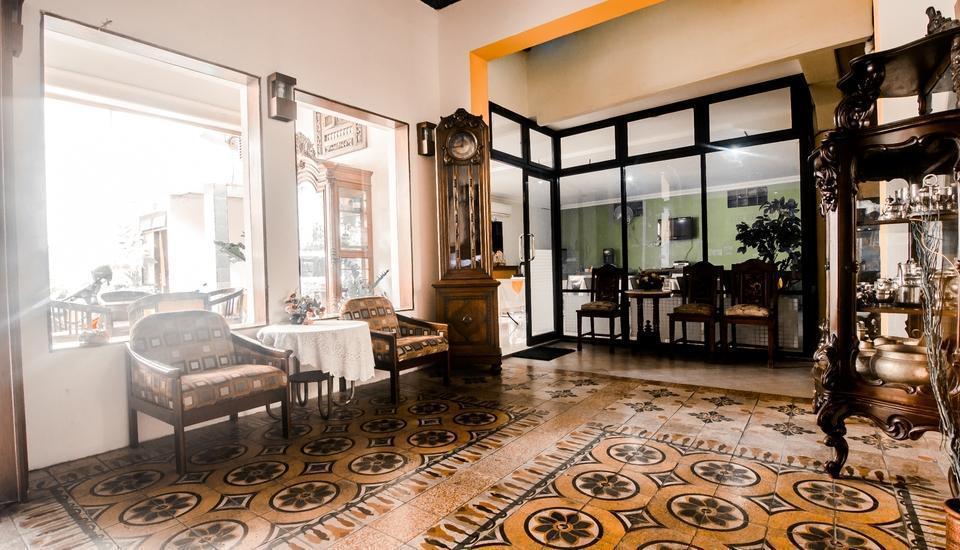 Hotel Djagalan Raya Surabaya - Lobby