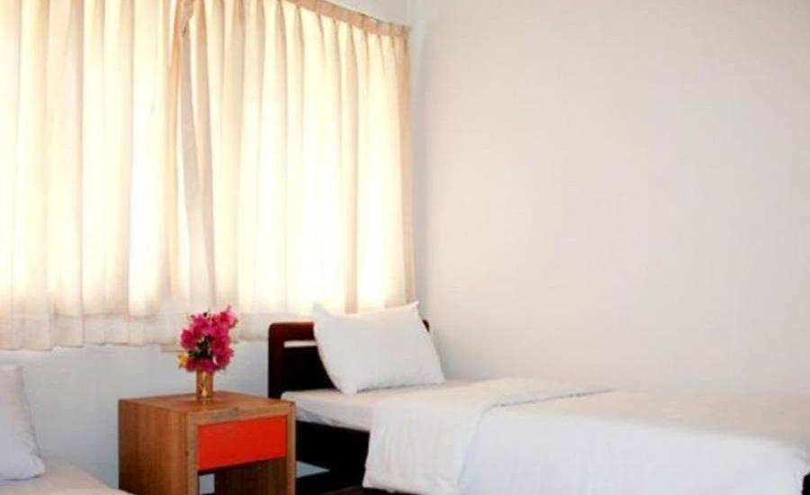 Villa F - II Istana Bunga - Lembang Bandung Bandung - 2 Bedroom Villa Regular Plan