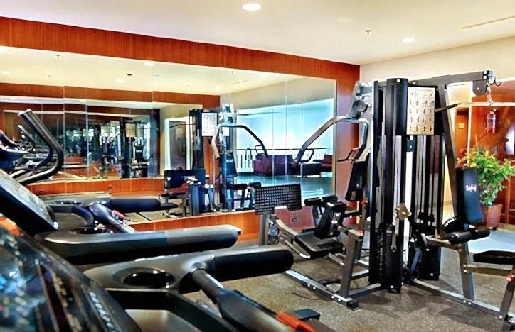 Aston Tanjung Tabalong - Fitness Center
