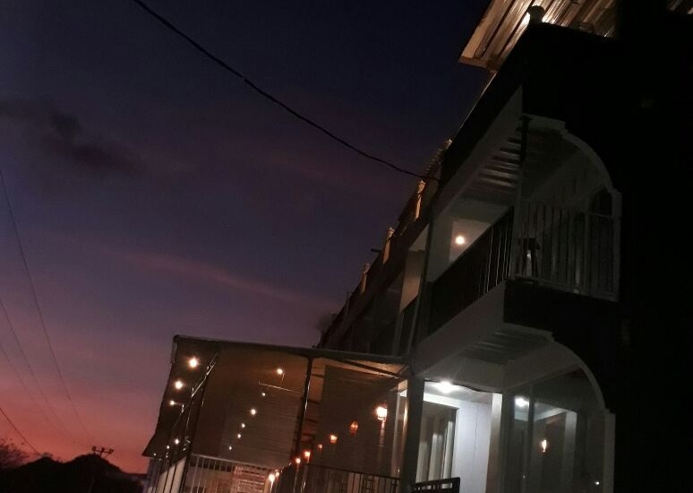 Mawar Hotel Labuan Bajo Flores -   NIght VIew