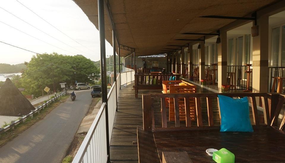 Mawar Hotel Labuan Bajo Flores - Restoran