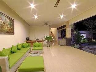 The Widyas Luxury Villa Bali - Lobi