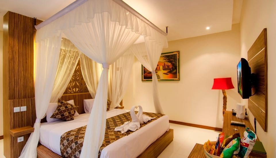 The Widyas Luxury Villa Bali - Two Bedroom Private Pool Villa Basic Deal Discount 60%