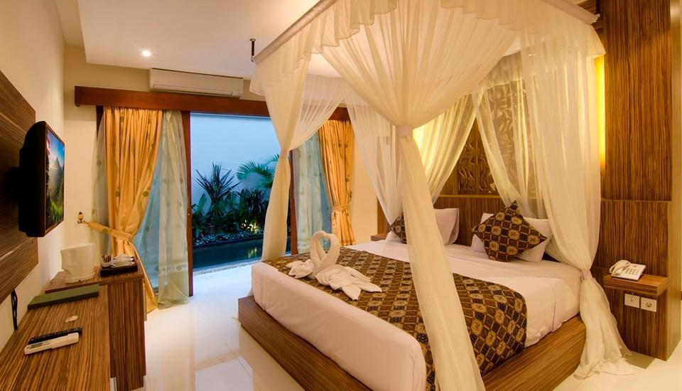 The Widyas Luxury Villa Bali - One Bedroom Private Pool Villa