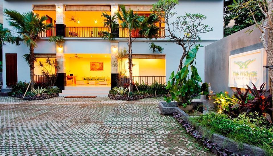The Widyas Luxury Villa Bali - Hotel Front