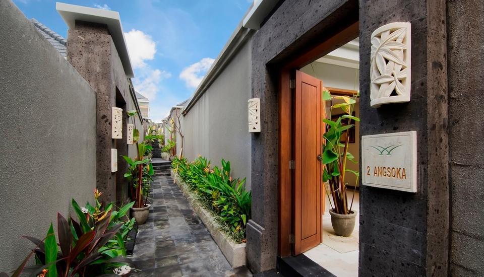 The Widyas Luxury Villa Bali - Villa Entrance