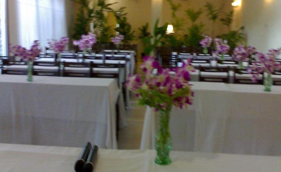 Atsari Hotel Parapat Parapat - Ruang Rapat