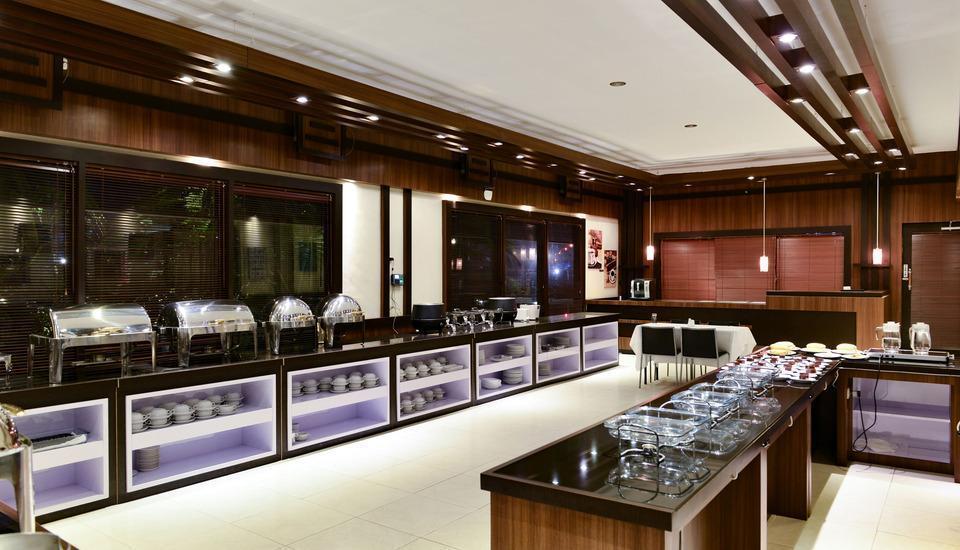Atsari Hotel & Bungalow Parapat - Restoran