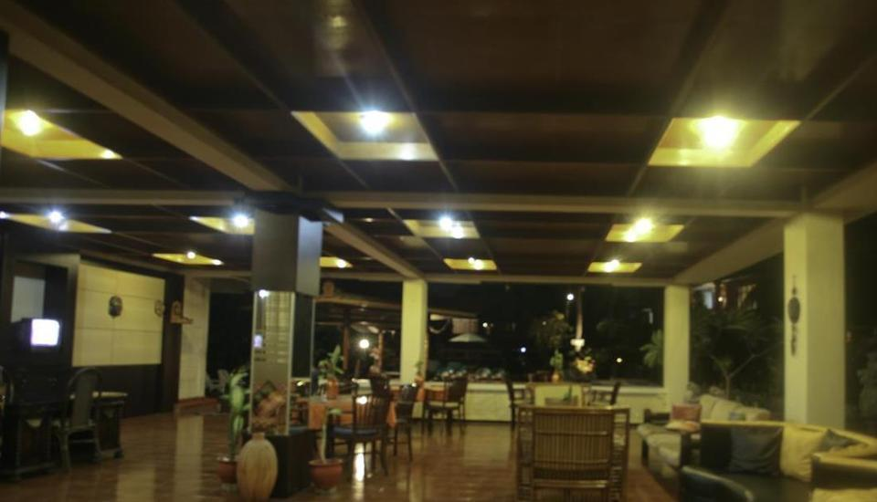 Puri Naga Beach Front Cottage Bali - Interior