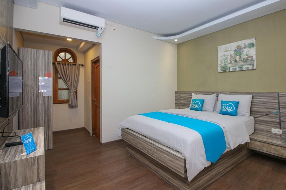 Airy Syariah Mlati Magelang KM 5.5 Yogyakarta - Deluxe Double Room Only Special Promo Jan 5