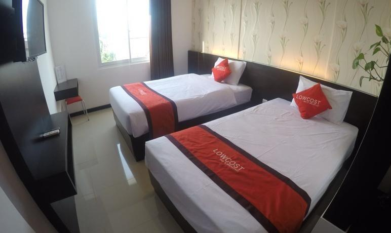 Lowcost Bed & Breakfast Bali - Twin Room