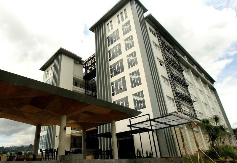 Clove Garden Hotel Bandung - Hotel Building