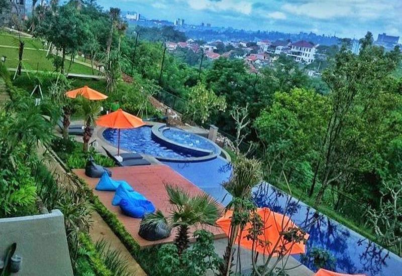 Clove garden hotel bandung booking murah mulai rp479 338 for Dekor kamar hotel di bandung