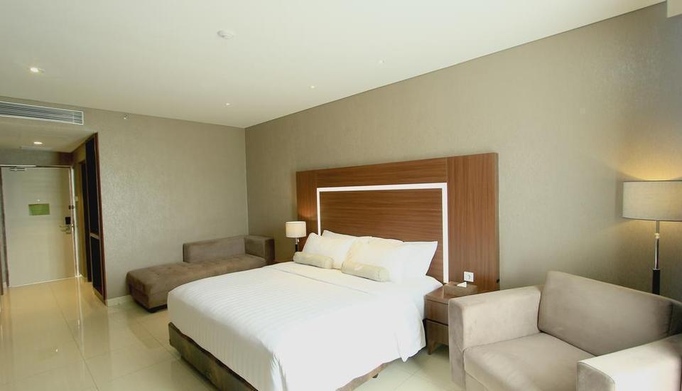 Clove Garden Hotel Bandung - Junior Suite King / Twin With Breakfast Regular Plan