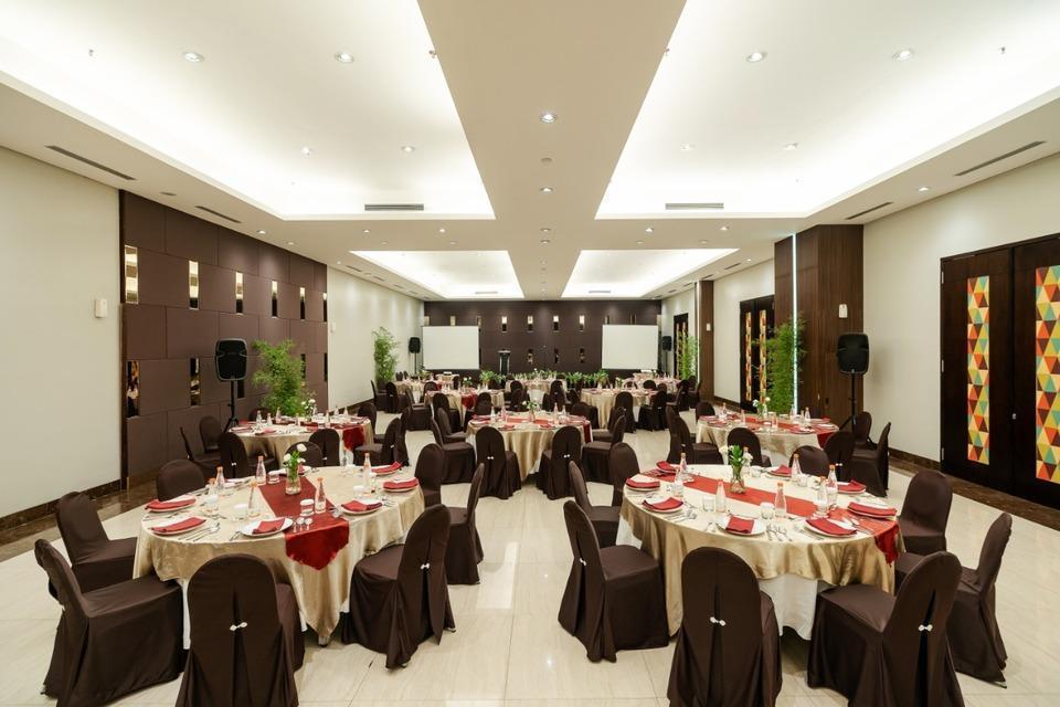 Clove Garden Hotel Bandung - Ballroom