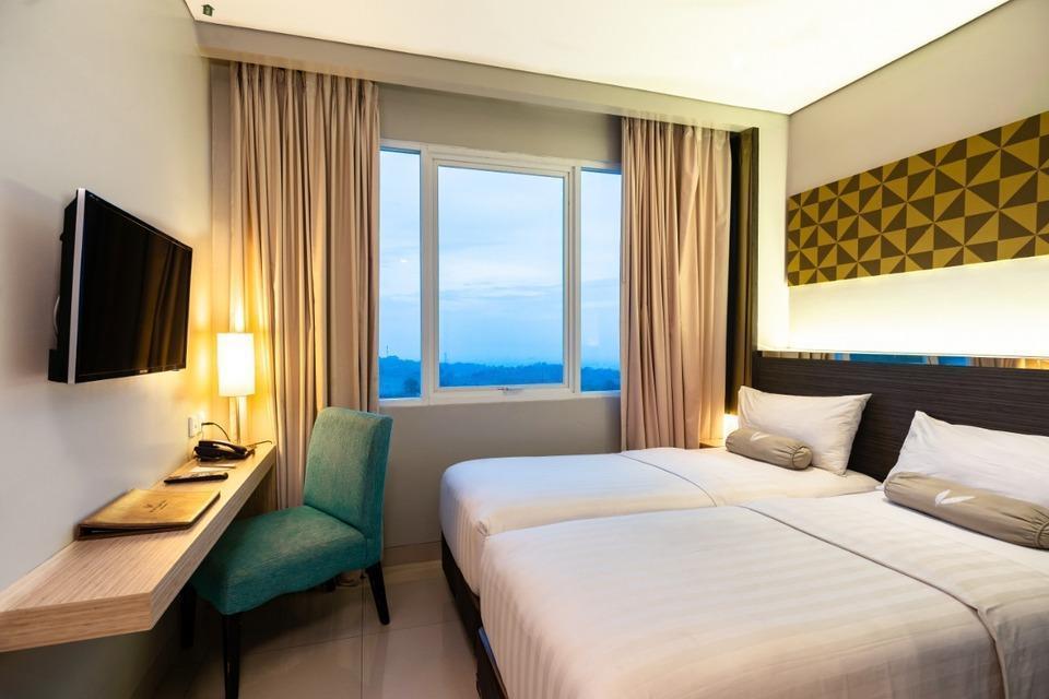 Clove Garden Hotel Bandung - Deluxe Twin Bed