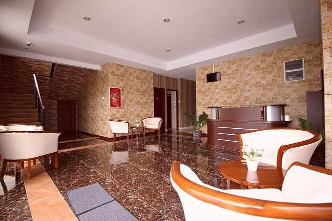 Amaya Suites Hotel Yogyakarta - Lobi