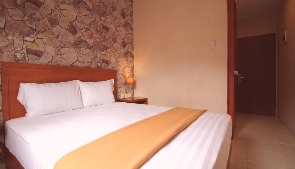 Amaya Suites Hotel Yogyakarta - Kamar