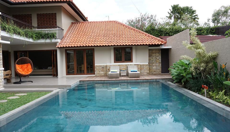 Dasa Villa Bali - Kolam Renang