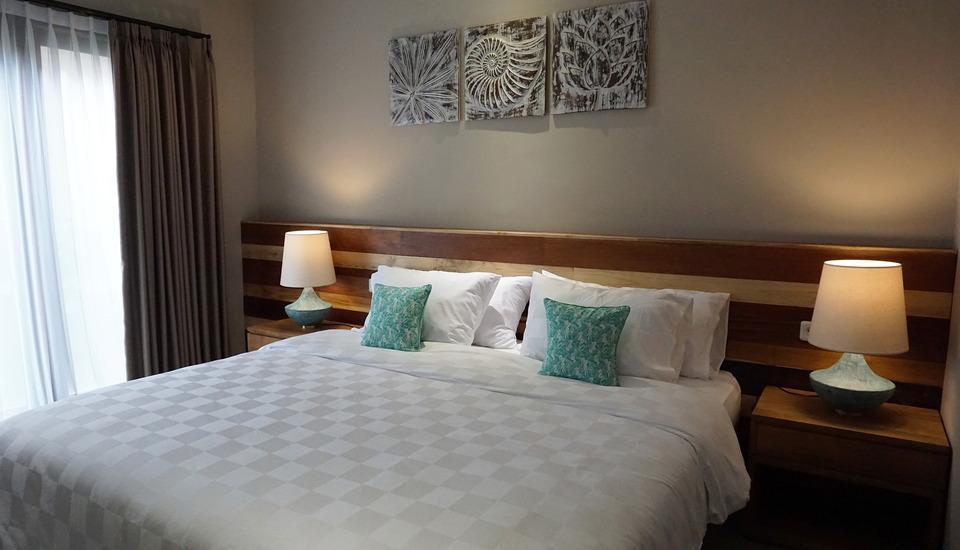 Dasa Villa Bali - Kamar Tidur 2