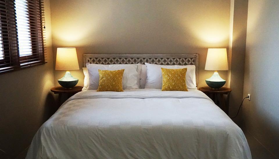 Dasa Villa Bali - Kamar Tidur 3