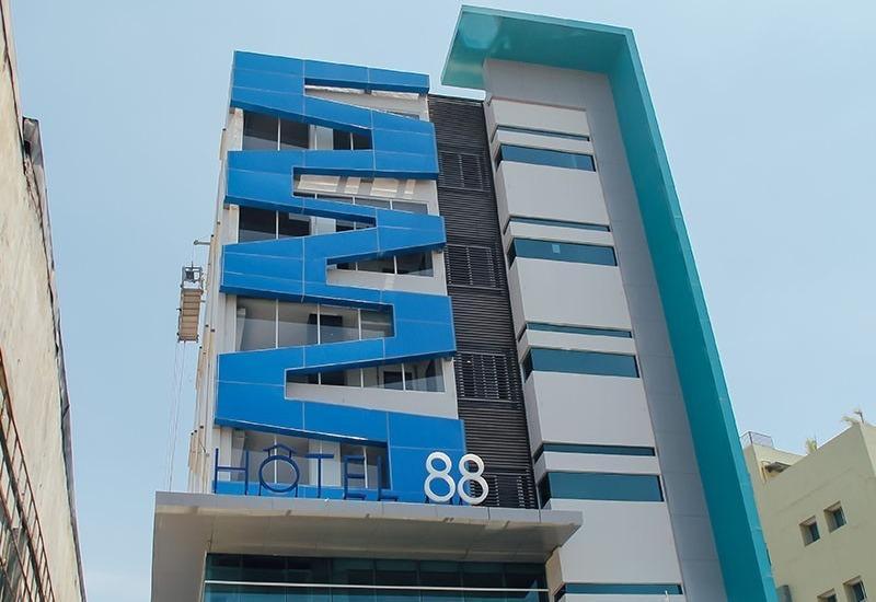 Hotel 88 Kopo Bandung - Hotel Building